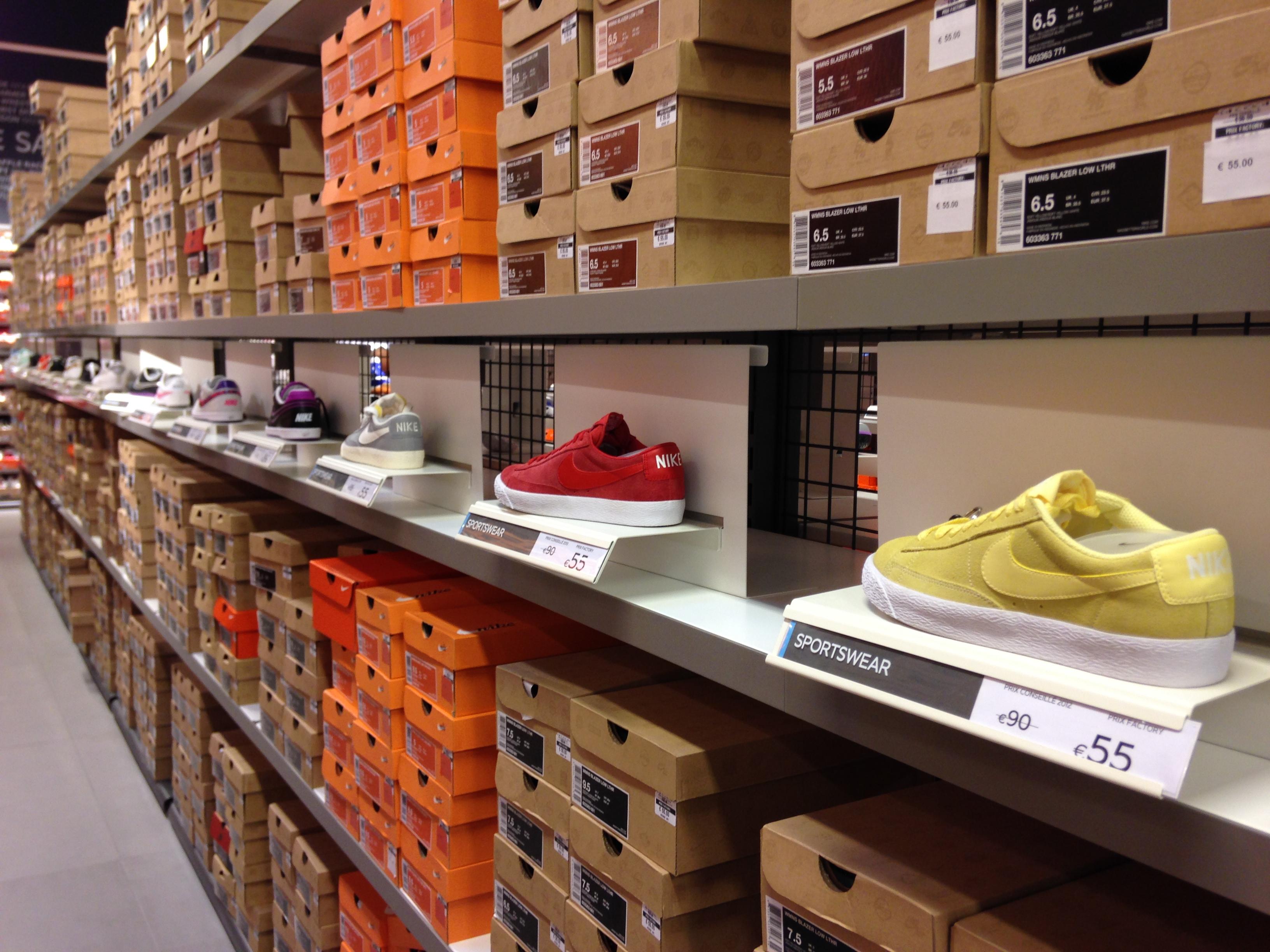 boutique nike usine roubaix